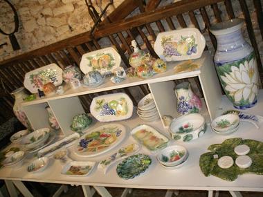 Galerie Lou Cantou - Porcelaines