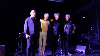 Ghislaine&musiciens