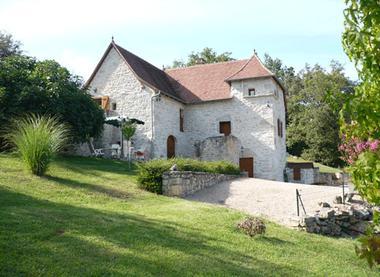 Gîte du Mas de Mazet à Saint Pierre Toirac