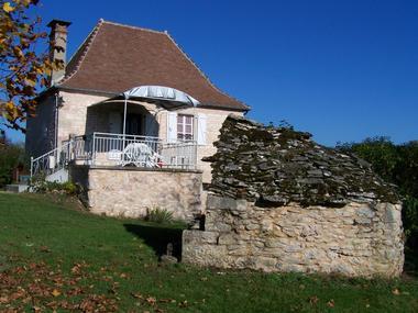 Gite Jean Lou Pastre - Carénnac - extérieur 2