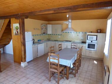 Gîte La Poulette - Rocamadour - cuisine (2)