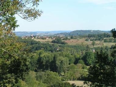 Gite Paunac haut quercy