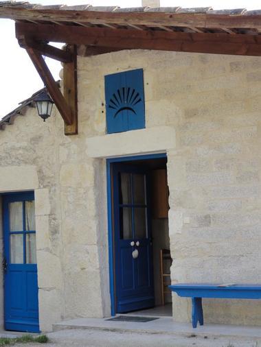 Gite d'étape L'Etape Bleue - Lascabanes