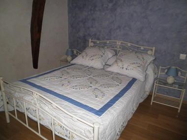 GiteBalayssac_Chambre