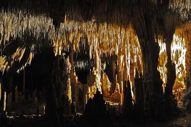 Grottes de cougnac - Gourdon - magnifique salle