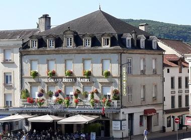 Grand Hôtel Maury_Saint Céré