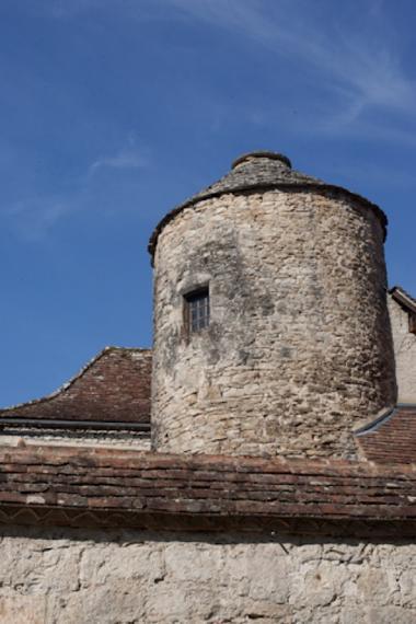 La Terrasse à Meyronne