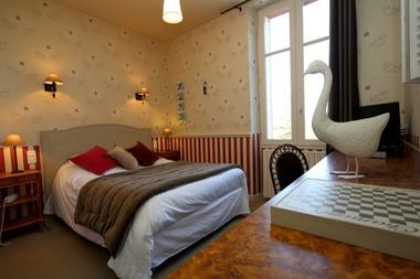 HOTEL le Quercy-ch 2 - Meyssac