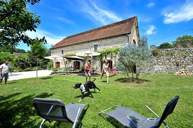 C.Ory/La Grange de Padirac