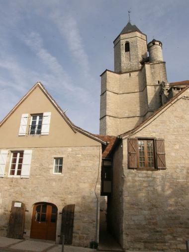1 Meublé La Maison du sonneur - Martel 1