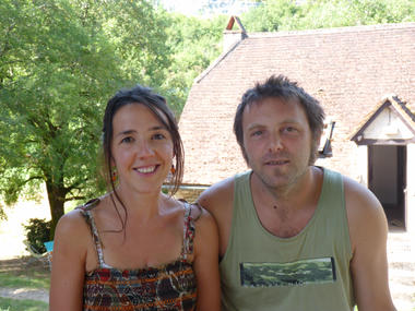 Anne-Laure et Mathieu