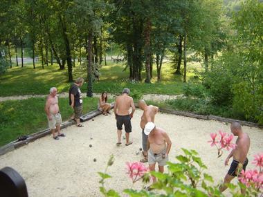 Camping Le Carbet à Cassagnes