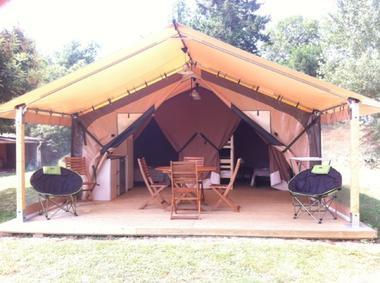Camping l'Evasion Puy l'Evêque
