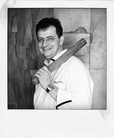 Hervé Bourg - Chef du Restaurant Le Marché_02