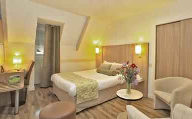 Hostellerie du Causse - Gramat - chambre (3)