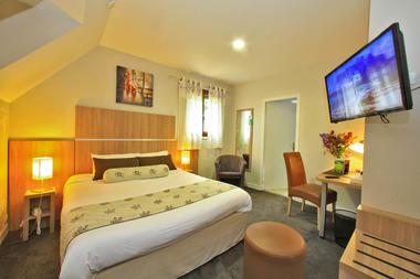 Hostellerie du Causse - Gramat - chambre double