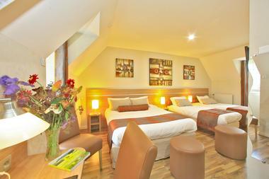Hostellerie du Causse - Gramat - chambre twin