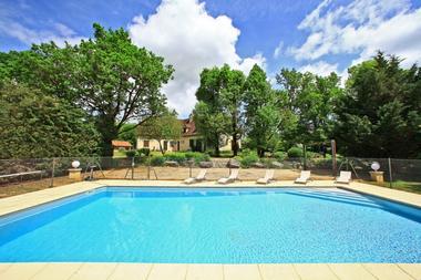 Hostellerie du Causse - Gramat - piscine