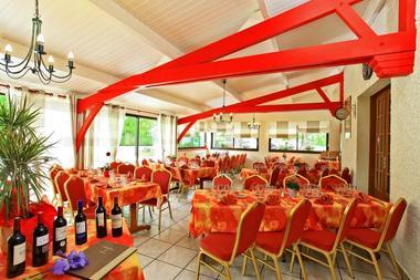 Hostellerie du Causse - Gramat - restaurant terrasse