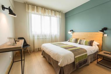 Hôtel Le Belvédère-Rocamadour-chambre
