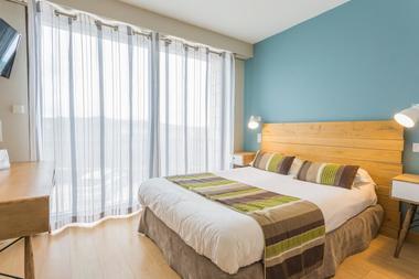 Hôtel Le Belvédère-Rocamadour-chambre2