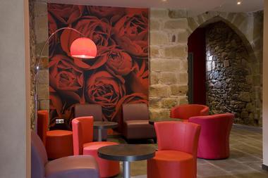 Hotel Le Turenne - salon