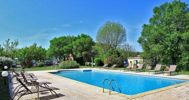 Hotel le Ballaroc - rocamadour - Piscine (2)