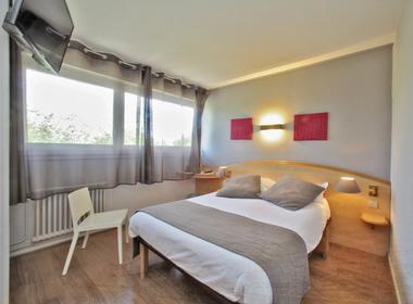 Hotel le Ballaroc - rocamadour - chambre 2