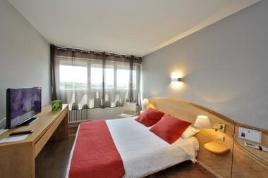 Hotel le Ballaroc - rocamadour - chambre 3