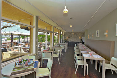 Hotel le Ballaroc - rocamadour -RESTAURANT