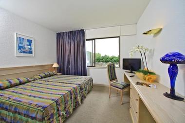 Hotel le Chateau-Rocamadour-chambre confort double