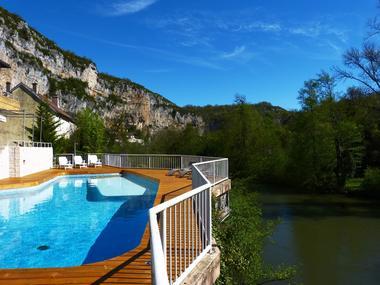 Hôtel des Grottes Cabrerets