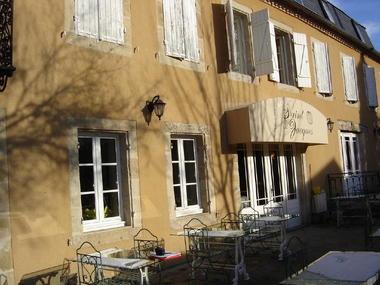 Hôtel Le Terminus St Jacques
