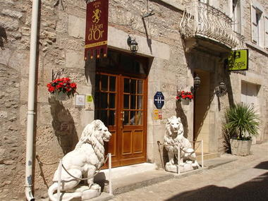 Hôtel Restaurant Le Lion d'Or