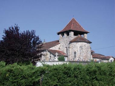 Prendeignes : Eglise