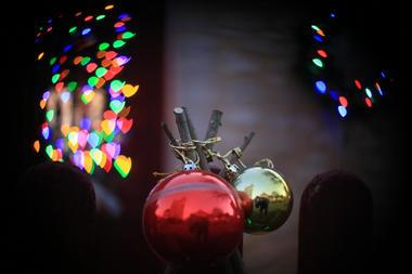 Illuminatiions de Noël à Lunegarde 2015 ©© Laurent Delfraissy 151225-172649