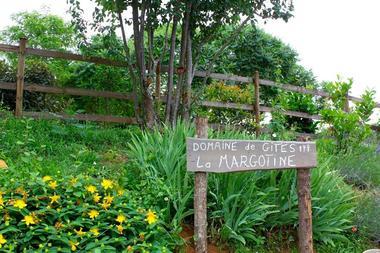 Bienvenue au domaine de la Margotine.