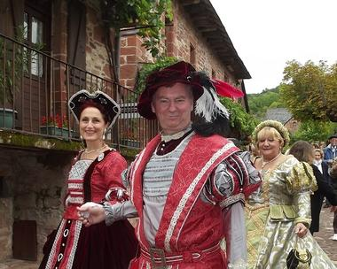 JEP Amis de Collonges - Parade