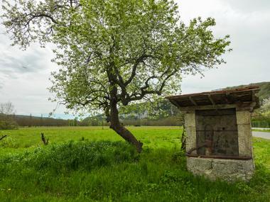 """La Curade - """"puits des fées"""" © Lot Tourisme - C. Sanchez"""