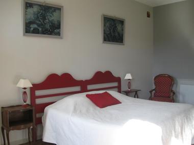 La Grande Chambre - Le Pradel - Monceaux-sur-Dordogne