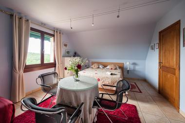 La Villa Touloumo - Mayrac - Chambre Loubressac
