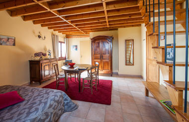 La Villa Touloumo - Mayrac - Chambre Rocamadour - 2