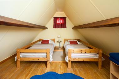 La Villa Touloumo - Mayrac - Chambre Rocamadour - 3