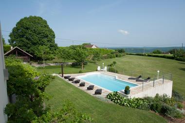 La Villa Touloumo - Mayrac - Jardin et piscine - 3