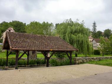 Lavoir de Sabadel-Lauzes_11 © Lot Tourisme - C. Sanchez