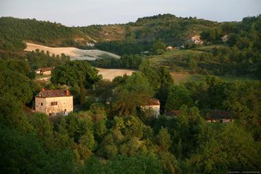 Le Boulvé - Vue En Quercy Blanc