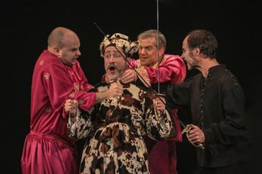 Les Théâtrales - Le Bourgeois Gentil Homme
