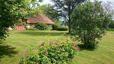 Le Jardin - Les Bouyssières - Creysse ©_