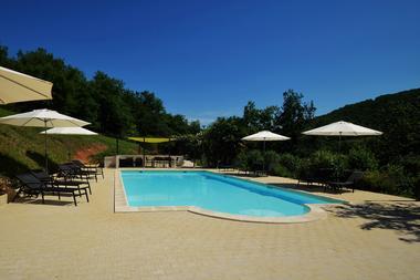Le Manoir Souillac - piscine