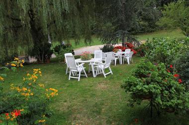 Le Paradis - Mme Capy - Jardin